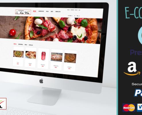 Sito Web Dinamico con eCommerce Prestashop