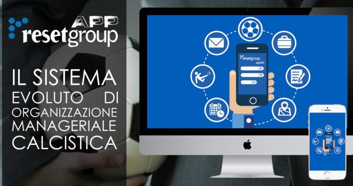 Gestionale WebApp di organizzazione calcistica